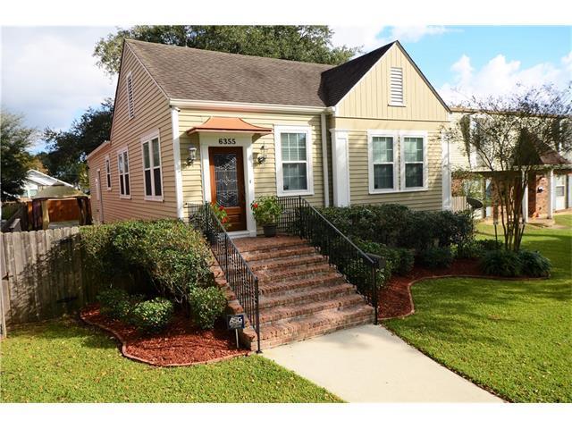 6355 Colbert Street, New Orleans, LA 70124 (MLS #2131742) :: Turner Real Estate Group