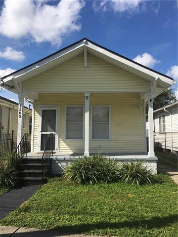 1205 S Genois Street, New Orleans, LA 70125 (MLS #2131827) :: Parkway Realty