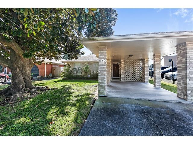 4840 Loveland Street, Metairie, LA 70006 (MLS #2132088) :: Turner Real Estate Group