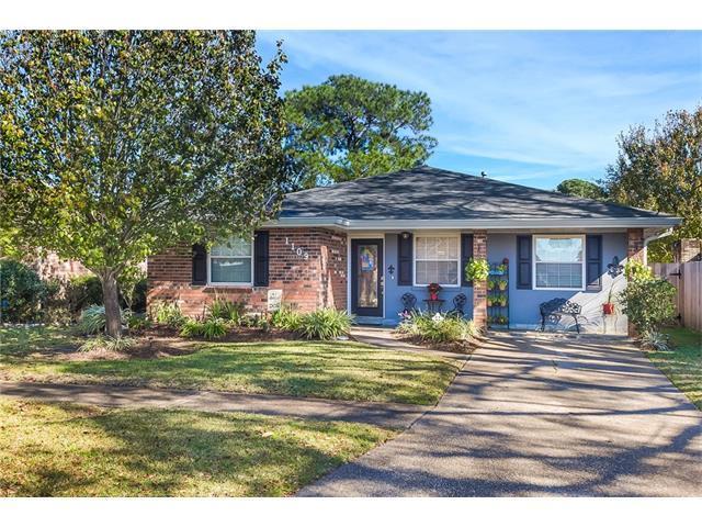1109 N Woodlawn Avenue, Metairie, LA 70001 (MLS #2132913) :: Turner Real Estate Group