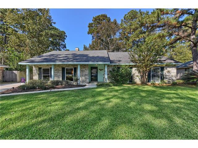 432 Water Oak Lane, Mandeville, LA 70471 (MLS #2133295) :: The Robin Group of Keller Williams