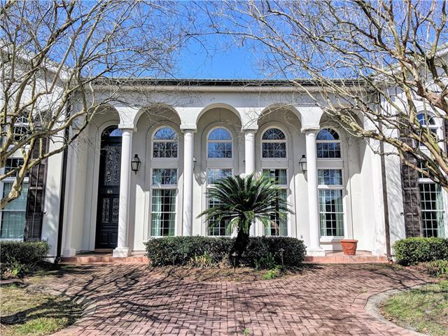 68 Oak Alley Boulevard, Marrero, LA 70072 (MLS #2133895) :: Turner Real Estate Group