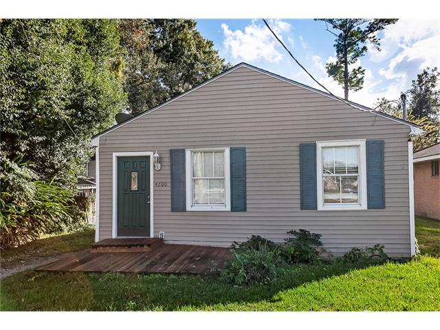 4200 Anthony Street, Metairie, LA 70001 (MLS #2134122) :: Turner Real Estate Group