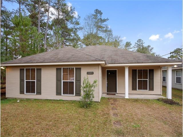107 Davis Street, Madisonville, LA 70447 (MLS #2136466) :: Turner Real Estate Group