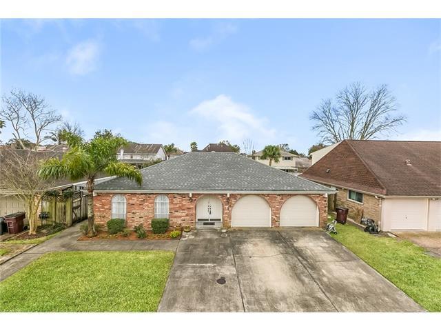 71 Monterrey Avenue, Kenner, LA 70065 (MLS #2136498) :: Turner Real Estate Group