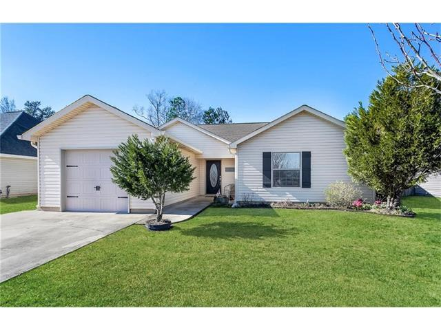 41063 Snowball Circle, Ponchatoula, LA 70454 (MLS #2136723) :: Turner Real Estate Group