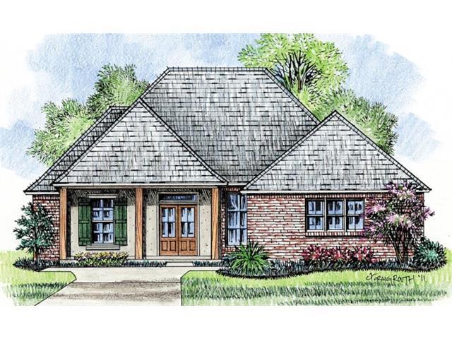 23644 Goose Point Drive, Ponchatoula, LA 70454 (MLS #2136727) :: Turner Real Estate Group