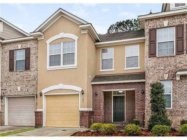183 White Heron Drive, Madisonville, LA 70447 (MLS #2136975) :: Turner Real Estate Group