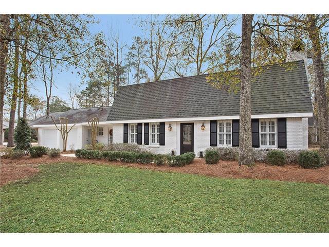 698 N Beau Chene Drive, Mandeville, LA 70471 (MLS #2138141) :: Turner Real Estate Group