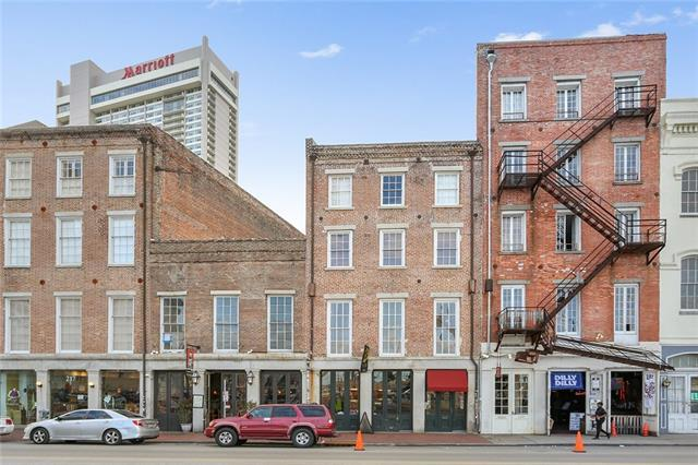223 N Peters Street 2A, New Orleans, LA 70130 (MLS #2140384) :: Crescent City Living LLC
