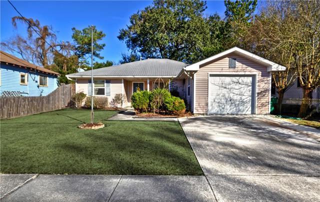 617 Terrace Street, Jefferson, LA 70121 (MLS #2141064) :: Parkway Realty