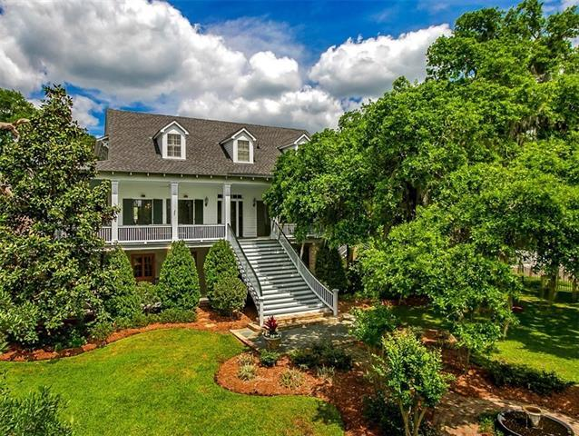 2505 Lakeshore Drive, Mandeville, LA 70448 (MLS #2141757) :: Turner Real Estate Group