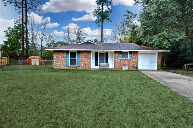 2152 Park Drive, Slidell, LA 70458 (MLS #2141841) :: Turner Real Estate Group