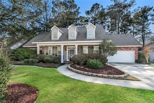 1263 Springwater Drive, Mandeville, LA 70471 (MLS #2142035) :: Turner Real Estate Group