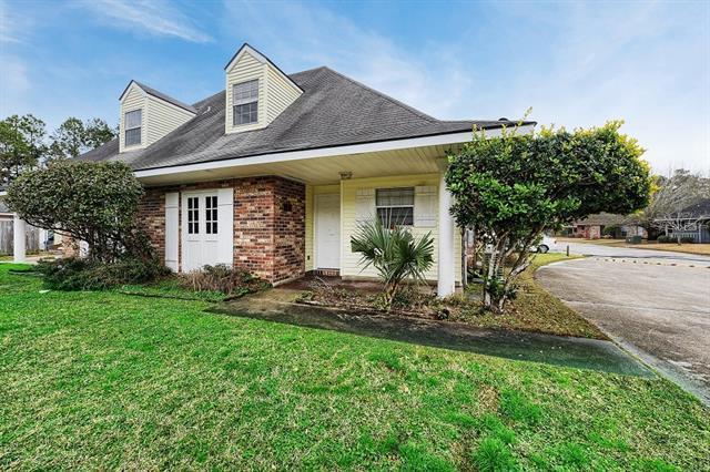 121 Village Drive #121, Slidell, LA 70461 (MLS #2142436) :: Turner Real Estate Group