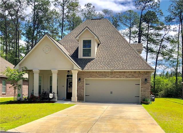 1084 Berkshire Drive, Pearl River, LA 70452 (MLS #2143869) :: Turner Real Estate Group