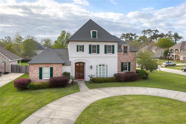 190 Chapel Loop, Mandeville, LA 70471 (MLS #2145037) :: Turner Real Estate Group
