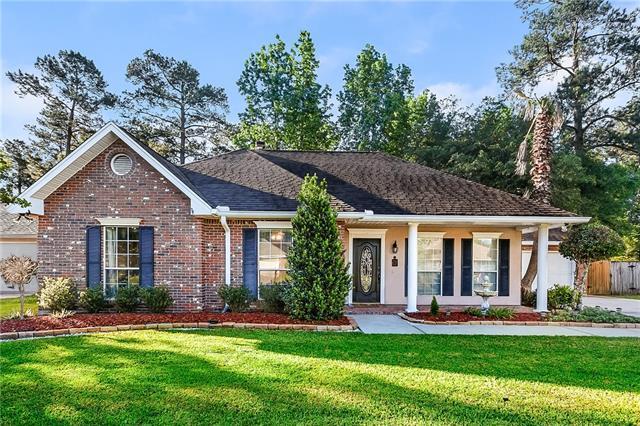 1244 Sycamore Place, Mandeville, LA 70448 (MLS #2150945) :: Turner Real Estate Group