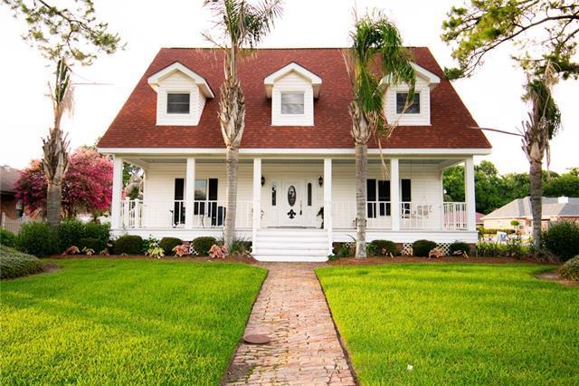 2609 Cypress Lawn Drive, Marrero, LA 70072 (MLS #2152479) :: Turner Real Estate Group