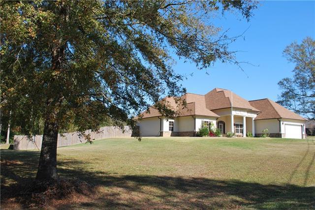 20119 Gleber Drive, Loranger, LA 70446 (MLS #2152825) :: Turner Real Estate Group
