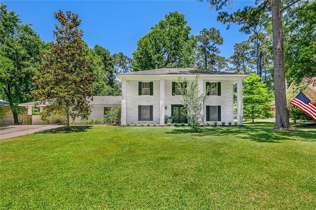 144 Belle Terre Boulevard, Covington, LA 70433 (MLS #2154270) :: Turner Real Estate Group