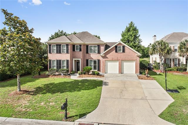 22 Castle Pines Drive, New Orleans, LA 70131 (MLS #2155388) :: The Robin Group of Keller Williams
