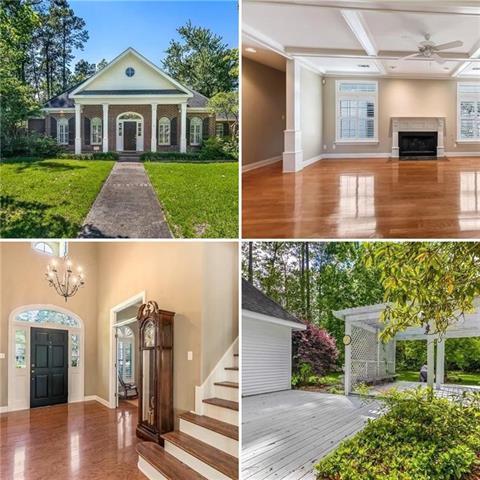 50 Audubon Lake Drive, Mandeville, LA 70471 (MLS #2159867) :: Turner Real Estate Group