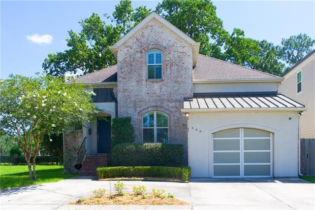 330 Edinburgh Street, Metairie, LA 70001 (MLS #2161729) :: Turner Real Estate Group