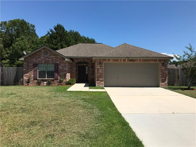 116 Misty Creek Drive, Lacombe, LA 70445 (MLS #2162170) :: Parkway Realty