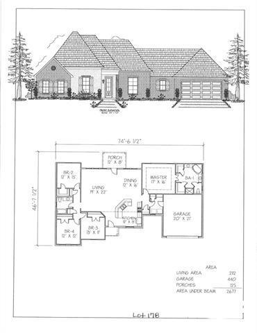 18284 Wolf Pack Trace, Loranger, LA 70446 (MLS #2162501) :: Turner Real Estate Group