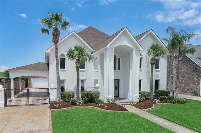 2932 Palm Vista Drive, Kenner, LA 70065 (MLS #2162883) :: Amanda Miller Realty
