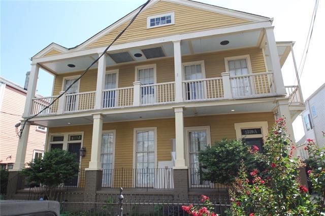 1325 Saint Mary Street B, New Orleans, LA 70130 (MLS #2163350) :: Crescent City Living LLC