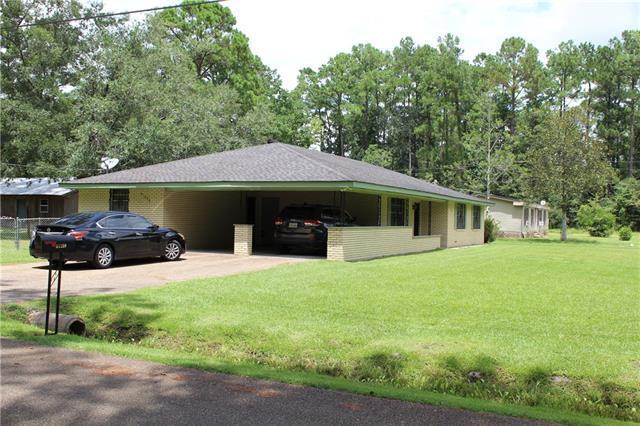 61259 North Ponchartrain Drive, Lacombe, LA 70445 (MLS #2166357) :: Turner Real Estate Group
