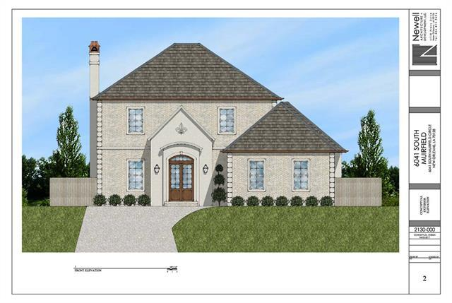 6041 S Muirfield Circle, New Orleans, LA 70128 (MLS #2171687) :: Turner Real Estate Group