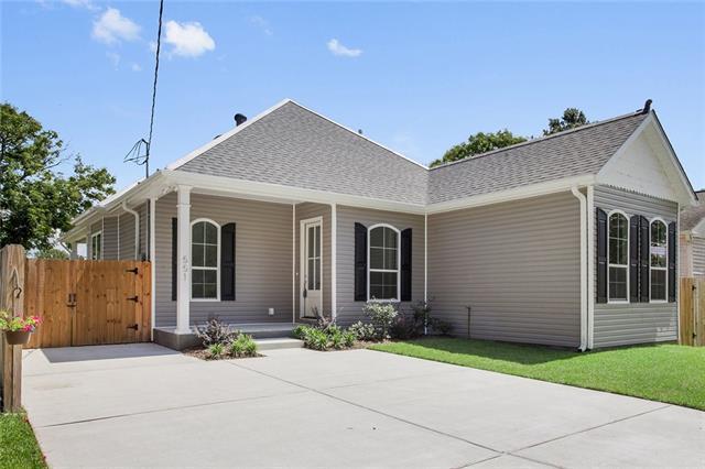 551 Honore Drive, Jefferson, LA 70121 (MLS #2172804) :: Watermark Realty LLC