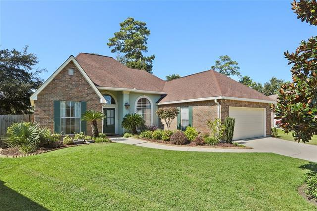 223 Amanda Drive, Slidell, LA 70458 (MLS #2172881) :: Turner Real Estate Group