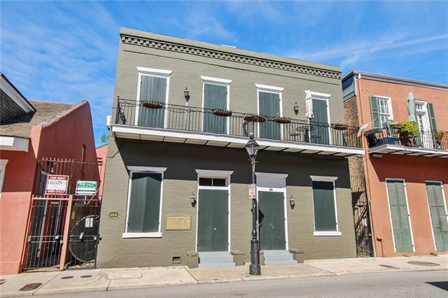 433 Burgundy Street #7, New Orleans, LA 70112 (MLS #2175218) :: Parkway Realty