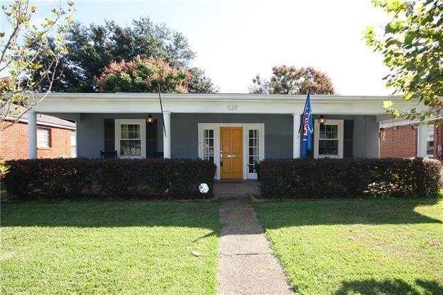 539 Carol Drive, Jefferson, LA 70121 (MLS #2175337) :: Crescent City Living LLC