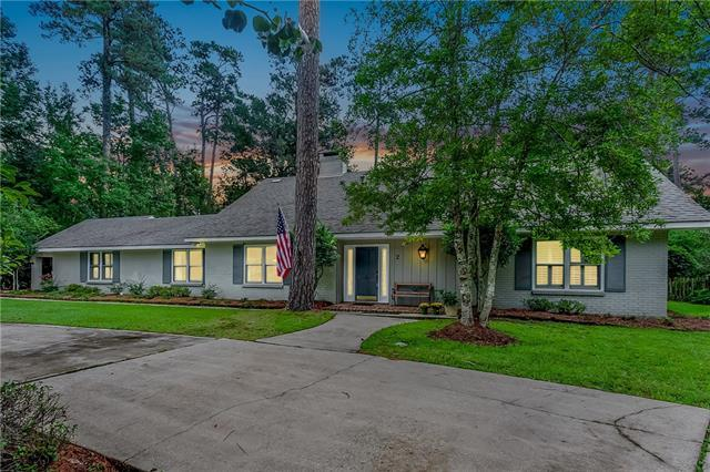 2 Mockingbird Road, Covington, LA 70433 (MLS #2175823) :: Parkway Realty