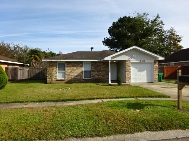713 Bienville Street, La Place, LA 70068 (MLS #2176204) :: Parkway Realty