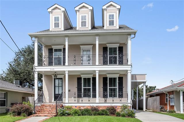 345 39TH Street, New Orleans, LA 70124 (MLS #2176445) :: Turner Real Estate Group