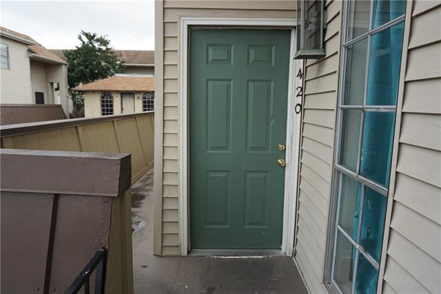 2500 Manson Avenue #420, Metairie, LA 70001 (MLS #2176985) :: Crescent City Living LLC