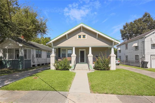 2671 Verbena Street, New Orleans, LA 70122 (MLS #2177587) :: Turner Real Estate Group