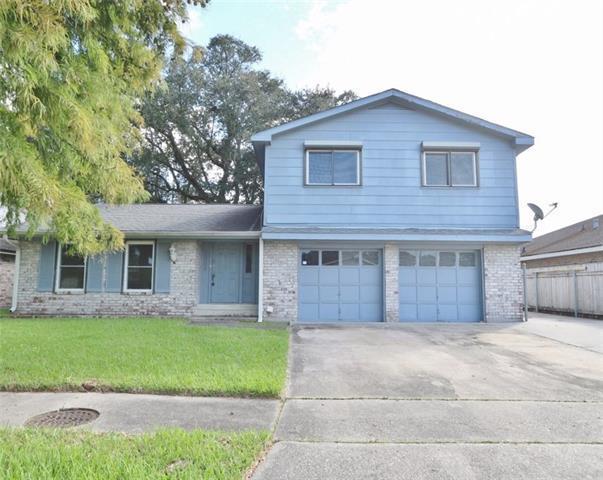 2509 Romig Drive, Marrero, LA 70072 (MLS #2178117) :: Turner Real Estate Group
