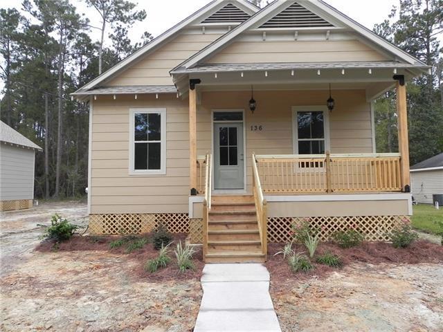 136 Sunset Drive, Slidell, LA 70460 (MLS #2178292) :: Turner Real Estate Group