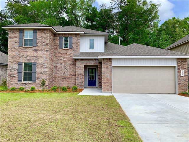 75748 Rickelin Drive, Covington, LA 70435 (MLS #2180556) :: Turner Real Estate Group