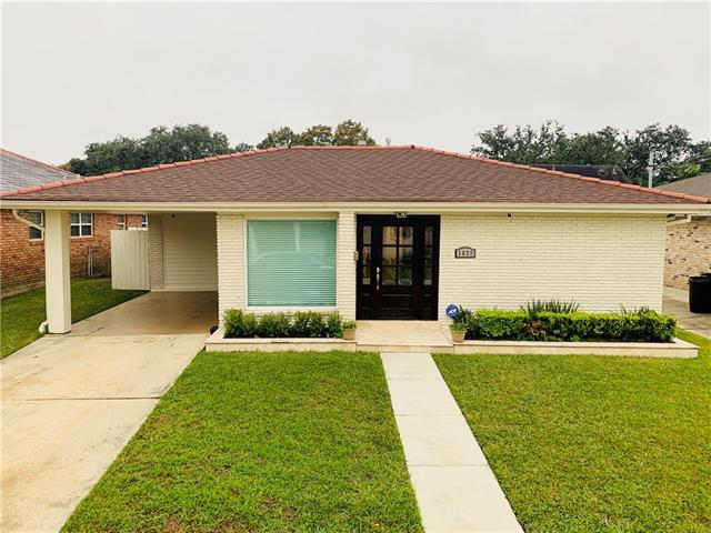 1028 W William David Parkway, Metairie, LA 70005 (MLS #2180837) :: Crescent City Living LLC