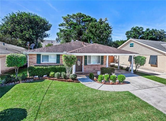 1404 Poinsetta Street, Metairie, LA 70005 (MLS #2180973) :: Watermark Realty LLC