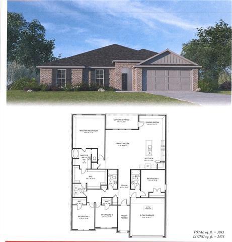 19430 Providence Ridge Drive, Hammond, LA 70403 (MLS #2188018) :: Crescent City Living LLC