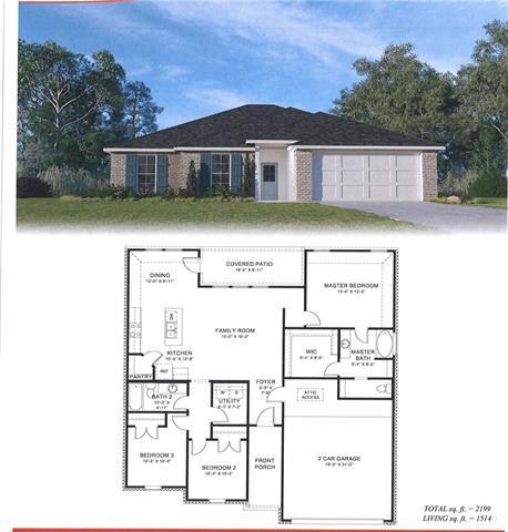 19442 Providence Ridge Drive, Hammond, LA 70403 (MLS #2188021) :: Crescent City Living LLC